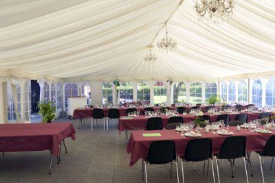 leje af telt til bryllup | Vejen-Askov Telt- og Serviceudlejning