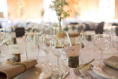 Leje af service til bryllup | Vejen-Askov Telt- og Serviceudlejning